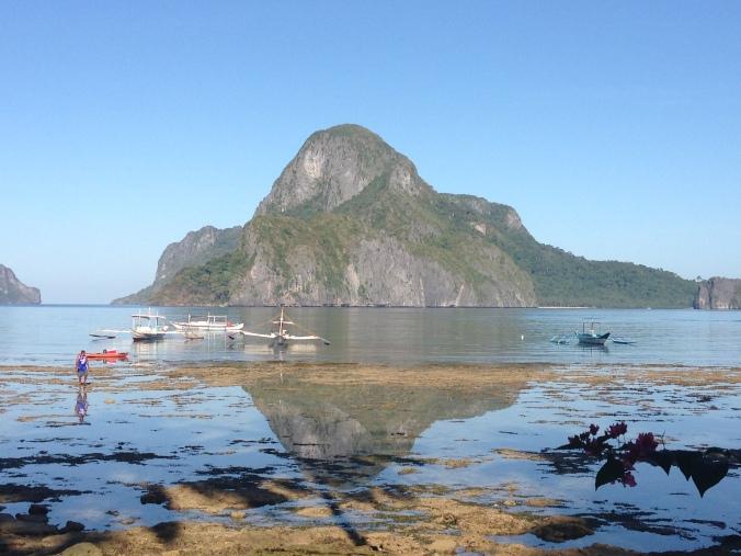 Cadlao Island.