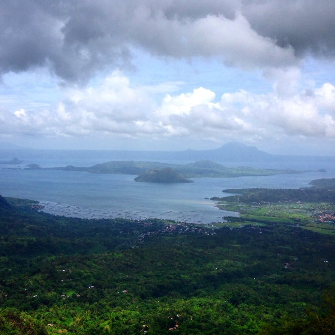 The area around Taal Volcano is regarded as one of the most attractive spots in the Philippines.